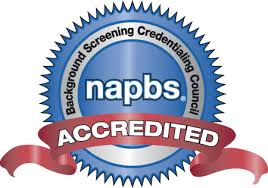 Candidate Vetting are a member of the NAPBS